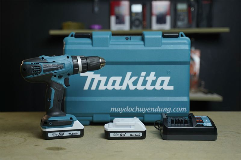 THB bán Máy khoan 18V Makita HP457DWE giá tốt nhất toàn quốc