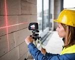 Cách sử dụng máy cân bằng laser ngoài trời