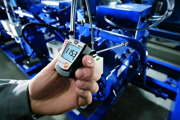 Đặc điểm chung của máy đo nhiệt độ tiếp xúc