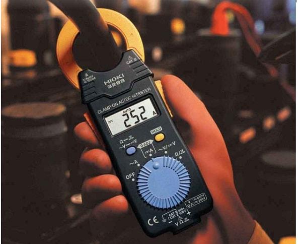 Ampe kìm Hioki 3288 đo AC/DC cực đại lên đến 1000A