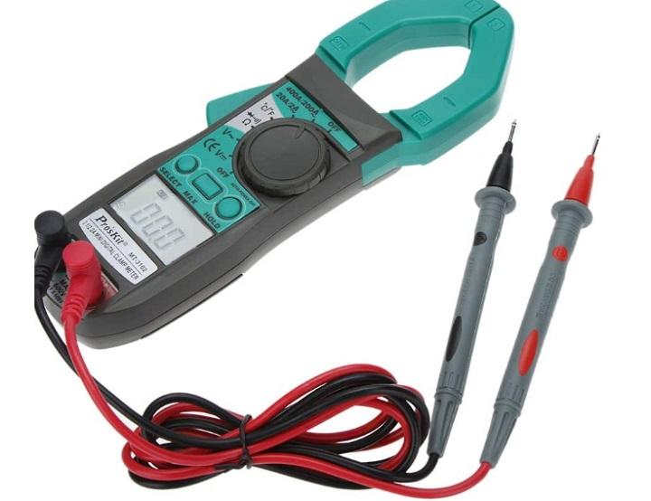 Ampe Kìm Dòng Điện Tử AC Proskit MT-3102