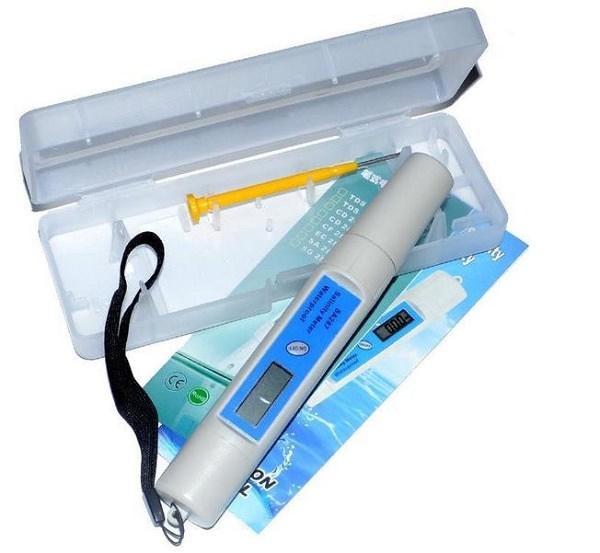 Bút đo độ mặn trong các loại nước SA287