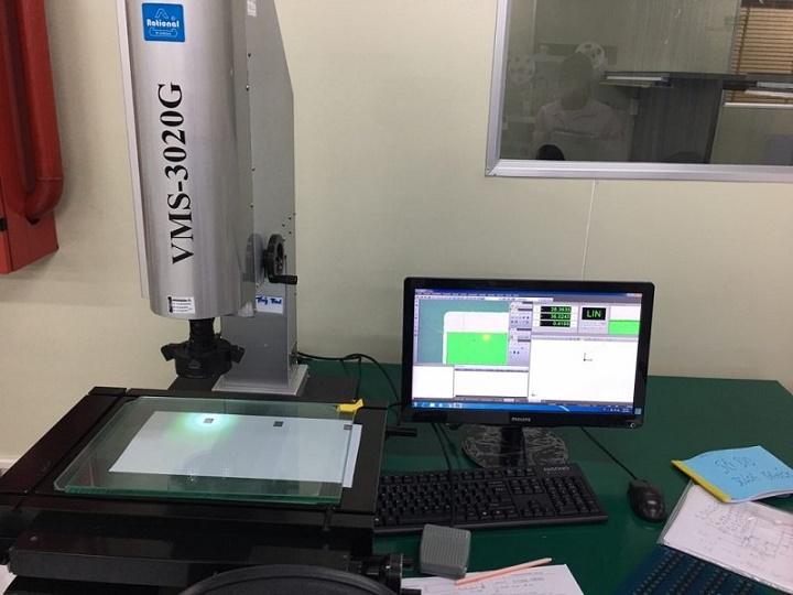 Sửa máy đo 2D Rational VMS 3020G