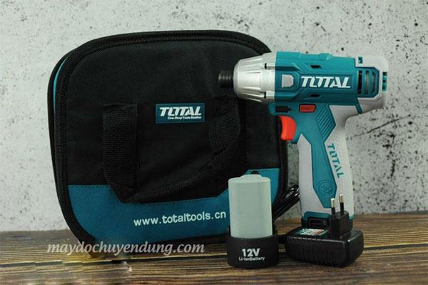 Máy siết vít dùng pin Total TIDLI228121