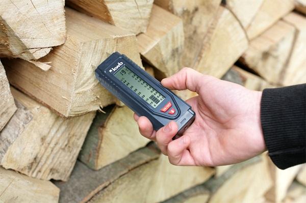 Cách đo độ ẩm gỗ thông