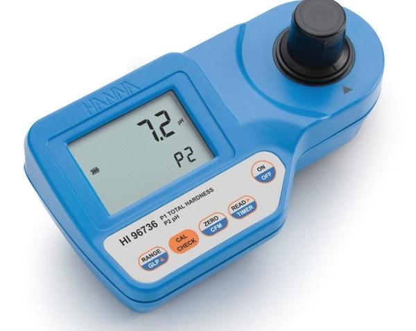 HI96736 là một thiết bị thuộc dòng máy kiểm tra nước đa thông số