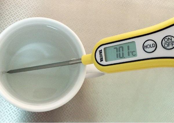 Phương pháp đo nhiệt độ tiếp xúc
