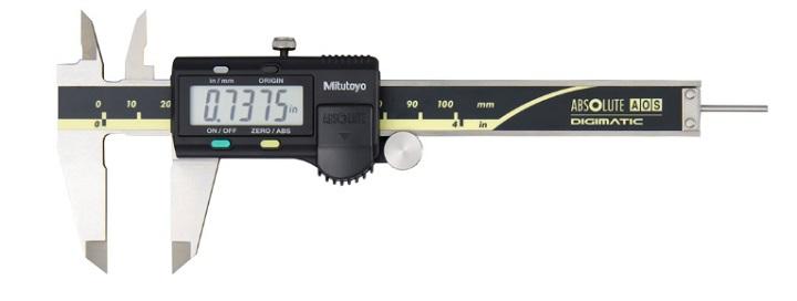 Thước cặp điện tử Mitutoyo 500-195-30 tang bị màn hình LCD cùng nhiều tính năng khác