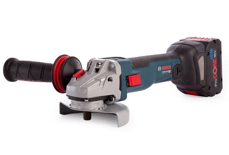 Máy mài góc Bosch GWS 18V-10 dùng pin chính hãng, giá rẻ May-mai-goc-bosch-gws18v-10-1